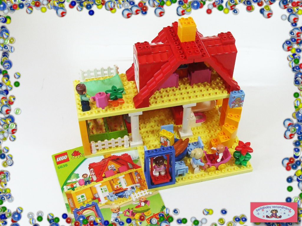 lego duplo familienhaus 3000026653 bellababy. Black Bedroom Furniture Sets. Home Design Ideas